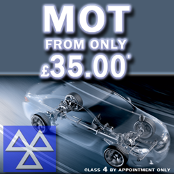 NW10 MOT testing from £35