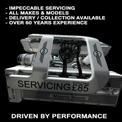 Park Royal Car Servicing from £85